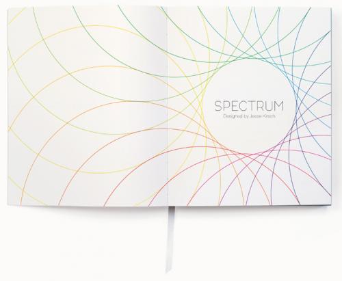 Color Spectrum book JJaakk 2