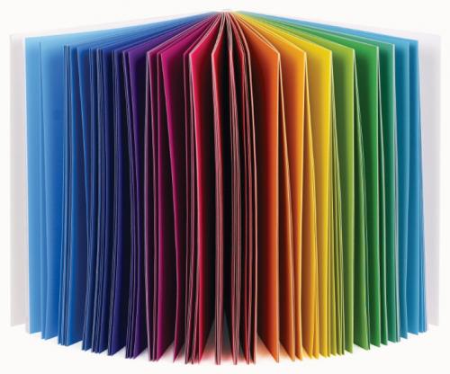 Color Spectrum book JJaakk ColorSpreads
