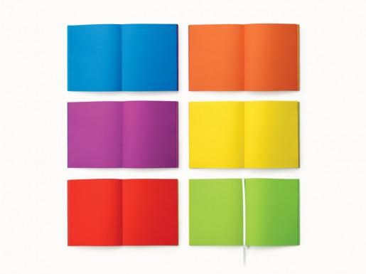 Color Spectrum book JJaakk 2 ColorSpreads