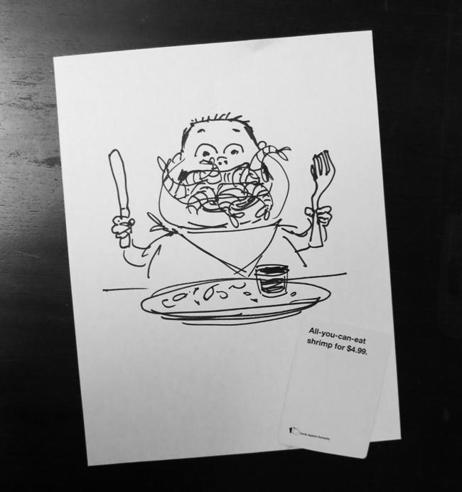SketchCamp-Shrimp