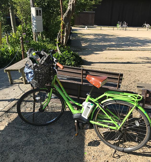 motor assist bicycle