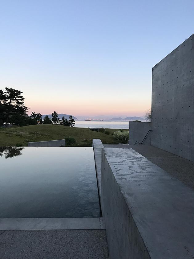 Tadao Ando Bennesse House