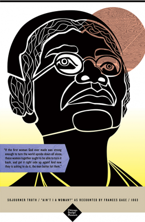 Sojourner Truth Margot Harrington